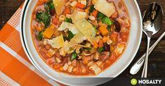 9 masszív és tartalmas leves, amit megköszön majd a gyomrod My Recipes, Soup Recipes, Fusilli, Pcos, Anna, Thai Red Curry, Sweet Potato, Meals, Dishes