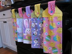 Kitchen Towels I'm making some of these!