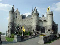 Antwerpen - Steen -Vlaanderen