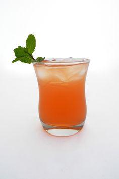 The Tito's Texas Sipper:  1 1/2 oz Tito's Handmade Vodka  1/4 oz elderflower liqueur such as St Germain  2 oz Fresh Grapefruit Juice  1 oz Grapefruit Soda    Shake Tito's, St. Germain, and juice over ice. Strain into a rocks glass filled with fresh ice and top with grapefruit soda. Garnish with a mint leaf and enjoy!