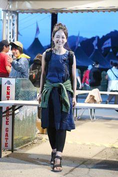 レッチリも出演した「フジロック'16」 最終日は柄アイテムが席巻 | WWD JAPAN.com