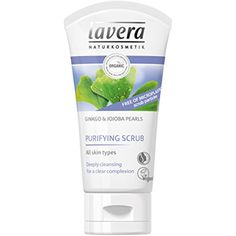 Lavera Purifying Scrub - For All Skin Types 50ml/1.6oz *** Learn more by visiting the image link. (This is an affiliate link) #PersonalCareProducts