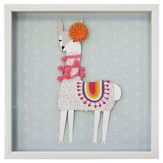 www.target.com p llama-framed-art-15-25-x15-pillowfort - A-51624418