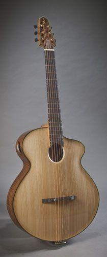 Solomon Guitars: Phinesse