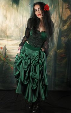 Gypsyrose Skirt, Bodice and Bolero