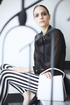 Photo: Federico Simone Stylist: Emanuela Borghesi Hair & Make-Up: Conny Giacomini Model: Shelly Chinaglia Look: Boutique Amica Di Cattaneo S...
