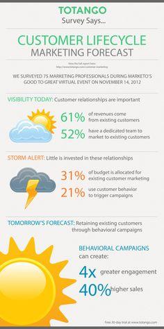 Totango surveys customer marketing trends at Marketing Nation.