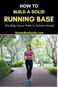 Build a Strong Running Base this season and set yourself up for running success next Race Training, Training Plan, Running Training, Running Workouts, Running Tips, Training Equipment, Strength Training, Running Humor, Running Motivation