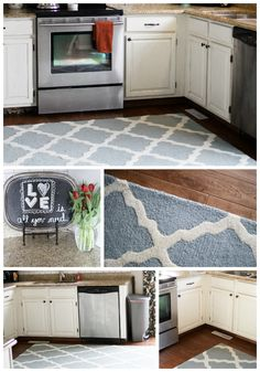i love you more than carrots three rugs in three months and a sneak peek - Kitchen Rug Ideas