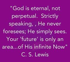 C.S. Lewis is so underrated as a theological writer. His books on Christianity are just mind blowing.