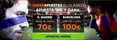 el forero jrvm y todos los bonos de deportes: 888sport cuota mejorada el clasico Real Madrid vs ...