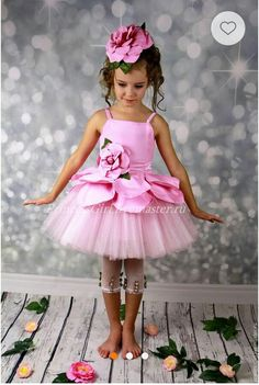 770f216fcd025 Suit for little girls Flower - buy or order in an online shop on Livemaster  - Moscow