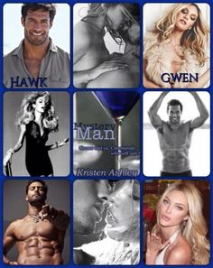 Mystery Man (Dream Man, #1) by Kristen Ashley