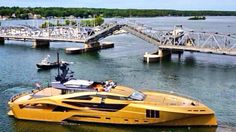 On the water Yacht Design, Boat Design, Luxury Yachts, Luxury Boats, Deck Boat, Below Deck, Float Your Boat, Super Yachts, Speed Boats
