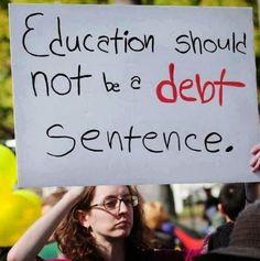 HIGHER EDUCATION WITHOUT STUDENT LOANS IS POSSIBLE