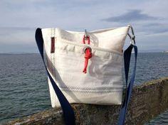 Kleinere Segel/Segeltuch/Umhänge/Tasche  von Rough Element auf DaWanda.com