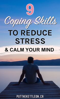 Do you have a hard time coping with stress? Find out how to reduce stress quickly with these healthy (and natural) coping skills to calm your mind. 9 activities to do when you need some instant self care, plus great stress relief when you feel overwhelmed. #feelgood #selflove #selfcare #feelings Mental Health Support, Mental Health Conditions, Mental Health Awareness, Chronic Stress, Stress And Anxiety, Reduce Stress, How To Relieve Stress, What Causes Anxiety, Christian Meditation