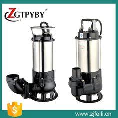 486.00$  Buy here - http://ali7wd.worldwells.pw/go.php?t=32547841724 - 5.5kw marine bilge pump submersible sewage pump basement sewage pump for sale 486.00$
