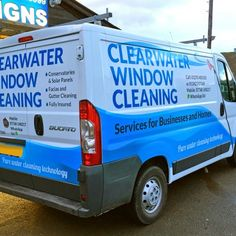 D A S Build Ltd Renault Master Van Signwriting With