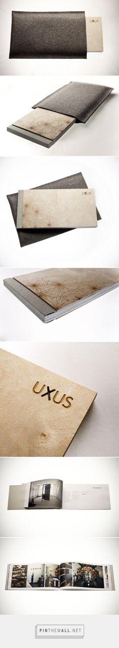 Wood cover. Dandelion pattern. Oh yes. | UXUS Portfolio