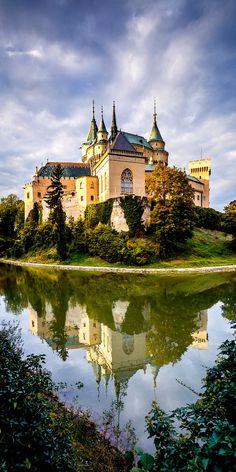 Bojnice Castle, Slovakia #Castles