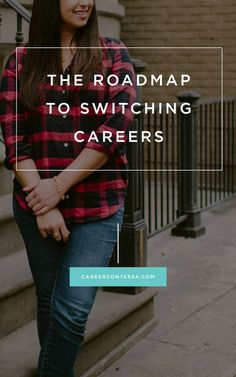 Follow these steps to build a successful roadmap to your #DreamJob | Career Contessa | Career Advice, Career Tips