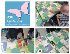 Actividades Residencia Ca n'Arnaus Terrassa  #EducadoraSocial Natalia Equipo @BSPasistencia