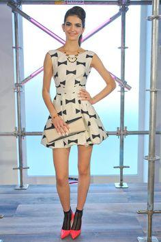 Kate Spade New York at New York Fashion Week Spring 2013  #JustFab #FashionWeek