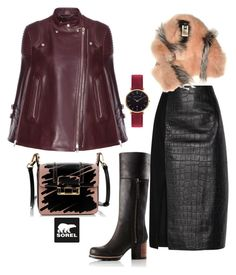 """!!!"" by maria-laura-correa-da-silva ❤ liked on Polyvore featuring SOREL, Givenchy, Lanvin, Jason Wu, Fendi, Abbott Lyon and sorelstyle"