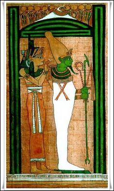 Las Revelaciones del Tarot: Anenit - Dioses Egipcios
