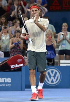 2014 Roger Federer @JugamosTenis#tennis