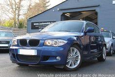 BMW SERIE 1 (E81) 118D 143 SPORT DESIGN 3P CUIR XENON