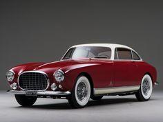 1953 Ferrari 250 Europa Coupé