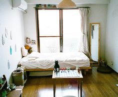 apartment living - I can see my bedroom in my future apartment looking something like this