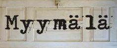 Myymälä - VARAOSAPANKKI Decor, Home Decor Decals, Shopping, Home Decor, Novelty Sign