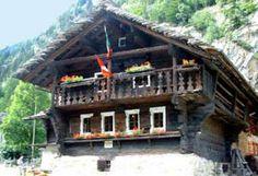 Macugnaga Walser house