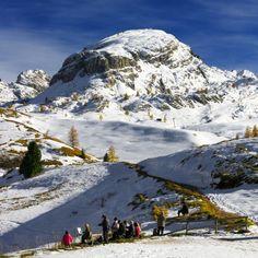 Passo Falzarego    #TuscanyAgriturismoGiratola