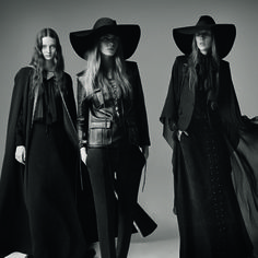the cult of style: BLACK MAGIC