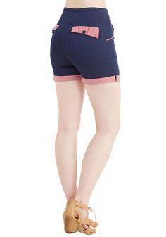 Girl Meets Grill Shorts | Mod Retro Vintage Shorts | ModCloth.com