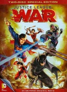 DC Comics DCU: Justice League- War