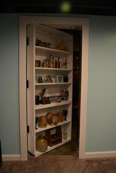 Secret Bookcase Door Smoking Lounge - Album on Imgur