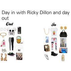"""Ricky Dillon days"" by kristy-joy-clarkson on Polyvore"