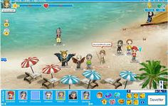 Dating virtual worlds games