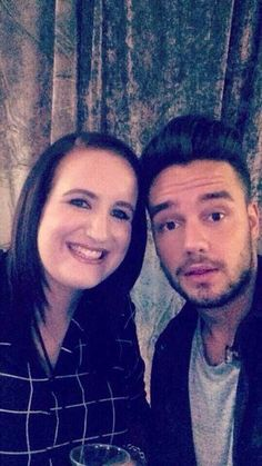 Liam with his sis Nicole