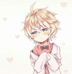 Anime...anime boy...illustration