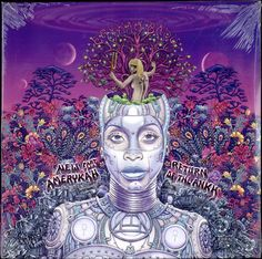 erykah badu new amerykah part 2 zip | Erykah Badu New Amerykah, Part 2: Return Of The Ankh - Sealed USA 2-LP ...