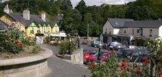 Enniskerry, Ireland. The cutest little village you've ever seen!