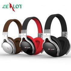 Casque audio bluetooth Zealot B5