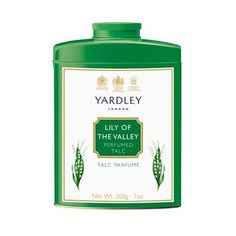Yardley London ~ Lily of the Valley Talc