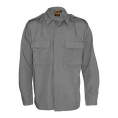 Men's Propper BDU 2-Pocket Shirt Long Sleeve 65P/35C